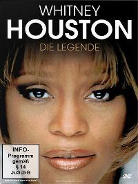 Cover Whitney Houston - Die Legende [DVD]